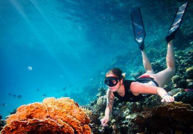 В глубину без акваланга: фридайвер Катарина Линцзеныиова